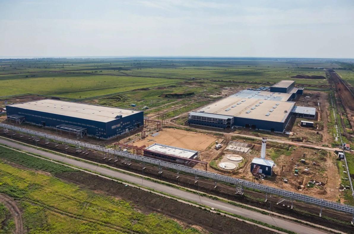 Завод по производству Шевроле Нивы