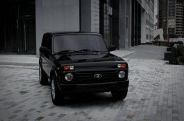 Lada 4x4 Urban Black