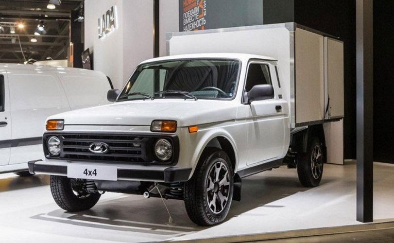 Фургон lada 4x4