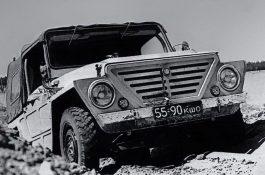 ВАЗ Э2121 Крокодил